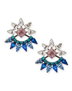 Wear your favorite earrings more often (even if they make a bold statement). If they make you feel good, put them on.