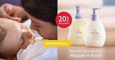 Natura para pessoas que amam se cuidar :  Novo momento sono de Natura Mamãe e Bebê. A fragr...