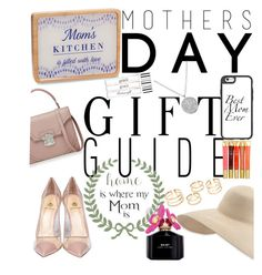"""""""Untitled #181"""" by ashstylist101 ❤ liked on Polyvore featuring Semilla, Alexander McQueen, Eric Javits, Casetify, Marc Jacobs, philosophy, Mally and mothersdaygiftguide"""
