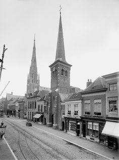 Breda.  Sint Joostkapel - Ginnekenstraat.  1909.