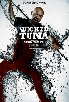 "1cb66824054b3 National Geographic Channel creative director on working with Michael  Muller on season three key art for ""Wicked Tuna"""