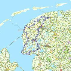 Pinkstermaandag 9 juni 2014: Elfsteden fietstocht  (http://www.route.nl/fietsroutes/115090/Elfsteden-fietstocht/)