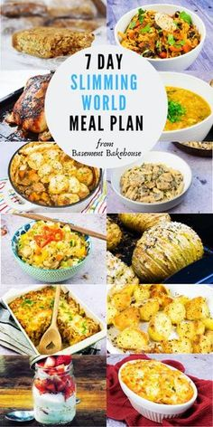 keto meal plan A totally free, seven-day Slimming World Meal Plan including breakfast, lunch and dinner recipes for an on plan week to help you achieve your healthy eating goals. Slimming World Meal Planner, Slimming World Diet Plan, Slimming World Dinners, Slimming World Recipes Syn Free, Slimming Eats, Slimming World Breakfast, Slimming World Books, Slimming World Speed Food, Slimming World Survival