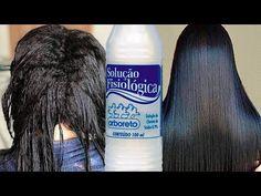 NÃO USE MUITO! Pode Ficar LISO DEMAIS - ALISA DA RAIZ AS PONTAS! - YouTube Spa Day, Detox, Beauty Hacks, Hair Care, Bottle, Instagram, Hair Styles, Tips, Pitaya