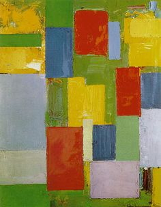 Abstract Euphony - Hans Hofmann