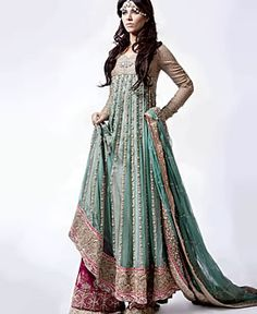 Light blue sharara. OMG I need to find a reason to wear this!