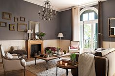 Classic and Eclectic Home