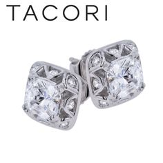 Free tacori earrings with any 18k925 jewelry purchase @ ArthursJewelers!