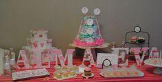 Detalles de un baby shower en color rosa http://antonelladipietro.com.ar/blog/babyshower-rosa-delicado/
