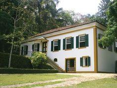 Fazenda Santo Antônio do Paiol Fazendas Históricas do Brasil