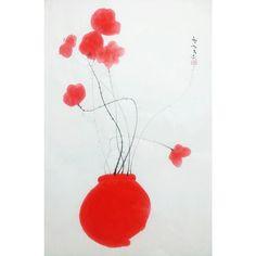 "Instagram의 @hangaroun님: ""#문인화#한국화#수묵화#동양화#사군자#사진#미술#캘리그라피#갤러리#봄#희망#문인화가#꽃#예쁜#시#calligraphy#art#painting#drawing#illustration#picture#design#newyear#cg#sketch#flower…"" Drawings, Illustration, Painting, Space, Floor Space, Painting Art, Sketches, Paintings, Illustrations"