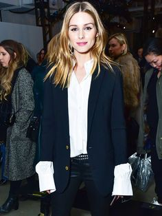 How to Look Chicer Every Day, According to Olivia Palermo via @WhoWhatWearUK