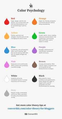 Web Design, Creative Design, Graphic Design Tutorials, Colors And Emotions, Color Meanings, Colors And Their Meanings, Meaning Of Colors, Flower Meanings, Branding