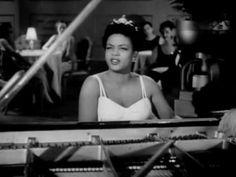 Hazel Scott in Rhapsody In Blue. The Chinue X Project, Inc. Celebrates The Life And Legacy Of Hazel Doris Scott, Child Musical Prodigy, and Jazz and Classical Pianist and Singer, who Broke Down Barriers in the Recording and Film Industries. She contributed as much as Billie Holiday and Lena Horne did to the advancement of African-American women.