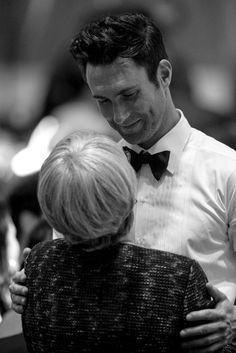 Adam Levine & his Mamma