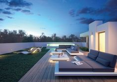 Contemporary Villa for Sale in Nueva Andalucia, Marbella