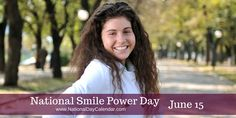 June 15, 2017 – NATIONAL DUMP THE PUMP DAY – NATIONAL SMILE POWER DAY – NATIONAL LOBSTER DAY – NATURE PHOTOGRAPHY DAY