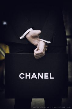 A Chanel Gift