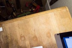 Removing Black Stains in Wood Furniture With Oxalic Acid: 6 Steps (with Pictures) Furniture Makeover, Wood Furniture, Oxalic Acid, Wood Refinishing, Water Paper, Bar Keepers Friend, Floor Stain, Steel Wool, Rusty Metal