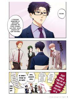 Read manga Wotaku ni Koi wa Muzukashii Vol.002 Ch.006: DELETE online in high quality