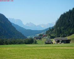 Lungo la ciclabile del Glockner - Austria - Carinzia