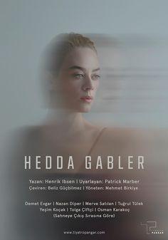 """Başrolünde Demet Evgar'ın yer aldığı, Henrik Ibsen'in ünlü oyunu 'Hedda Gabler' Tiyatro Pangar tarafından sahneleniyor. """"Can sıkıntısının tragedyası"""" olarak tanımlanan oyun ocak ayında izleyici ile buluşmaya devam ediyor. TiyatroPangar'ın sahnelediği 'Hedda Gabler' prömiyerini yaptığı ekimden bu yana farklı sahnelerde izleyici ile buluşmuştu.   #beylikdüzüatatürkkültürvesanatmerkezi #beylikdüzüatatürkkültürvesanatmerkezi(baksm) #Birtiyatroklasiği Radios, Istanbul, Hedda Gabler, Belize, Movie Posters, Movies, Films, Film, Belize City"""