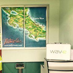 Wav-e au départ de son tour d'Amérique latine! En direct de l'aéroport du Costa Rica.