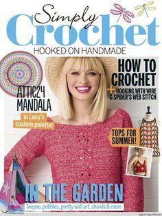 Die 855 Besten Bilder Von Zeitschriften Magazines Crochet