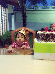 Happy born day little cousin