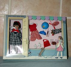 2005 - Betsy Back to School Gift Set | Tonner Doll Company