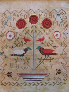 "Blackbird Designs ""Birds of a Feather."""