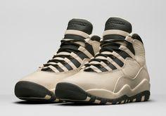 buy online 59dee 4d944 Air Jordan 10 beige Chaussure, Jordan 10, Jordan Retro 10, Michael Jordan,