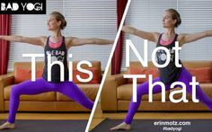 Do This, Not That #2: Two Poses Everyone Does Wrong & How To Fix Them (with pictures!)