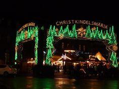 Marché de Noël, Place Broglie - Strasbourg #Strasbourg #Christmas