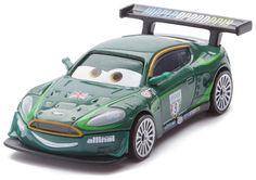 Nigel Gearsley - Cars 2