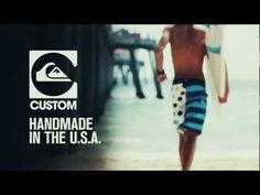 Quiksilver Custom Boardshorts - Like NikeiD but for boardshorts!