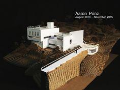 Aaron Prinz Architecture Portfolio  Portland State University third year architecture portfolio. Work ranges from August 2013 through November 2015