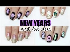 HOW TO: New Year's Eve Nail Art - http://47beauty.com/nails/index.php/nail-art-designs-products/  Hey guys!! It's only a few days until NYE, so I thought I would share with you some quick and easy last minute New Years nail art ideas! HOW TO MAKE YOUR OWN DIY CLEANUP PRODUCT: https://www.youtube.com/watch?v=FZNRvexW1Ak Last year's NYE Nail art: https://www.youtube.com/watch?v=YWNdliDHVRA ♡ SOCIAL MEDIA: INSTAGRAM: https://www.instagram.com/thenailtrail/ FACEBOOK