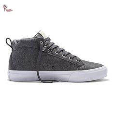 Converse Chuck Taylor Men Sneaker Fulton Mid Thunder/ White/ Casino , Schuhe Herren:42.5 - Chaussures converse (*Partner-Link)
