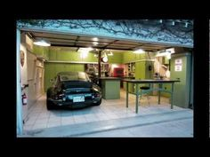 New Garage Workshop Design. How To Change Your Garage To Meet Your Needs Cool Garages, Workshop Design, Two Car Garage, Garage Walls, Garage Workshop, Car Videos, Meet You, You Changed, Pergola