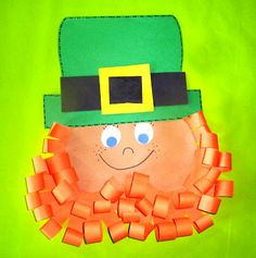 Looking For A Leprechaun- activities and craft