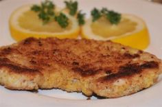 Original wiener schnitzel  recipe - so good!