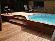 Resultado de imagem para piscinas elevadas