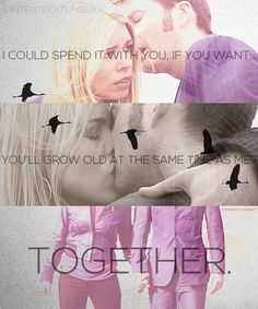 Ten and Rose - The Doctor - Doctor Who...  so I don't watch this often but this is beautiful