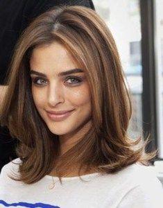 Medium Length Hairstyles 2018 Medium Length Hairdos For Thin Hair