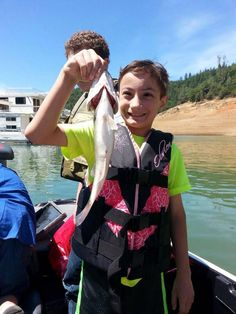 Reclamation hosted a C.A.S.T. for Kids/Let's Move Outside event at Lake Shasta in Calif. on June 21, 2014  http://on.fb.me/1micLgL