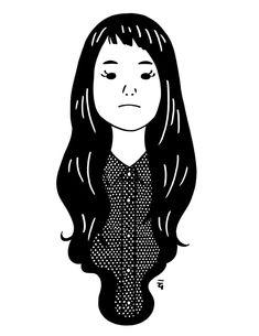 Les illustrations au trait culottées de Nimura Daisuke