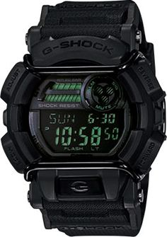 New G-Shock GD-400MB definitely is a great new addition for GD-400 line series. Military Black Series!