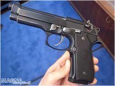 Western Arms' Battle Damaged Beretta M92FS | A Better Tomorrow - Chow Yun-fat