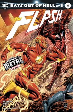 Flash (2016) Issue #33